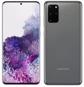 Samsung Galaxy S20 Plus 5G Dual Sim G9860 128GB Grey (12GB RAM)
