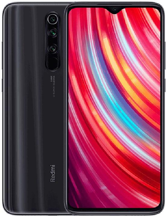 Xiaomi Redmi Note 8 Pro Dual Sim 64GB Black (6GB RAM) - Global version