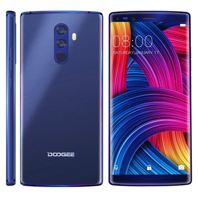 Doogee Mix 2 Dual Sim 64GB Blue (6GB RAM)