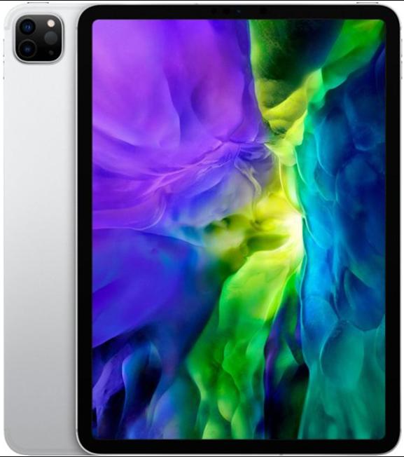 Apple iPad Pro 11 2020 4G 128GB Silver