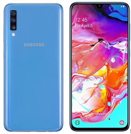 Samsung Galaxy A70 Dual A705M  128GB Blue (6GB RAM)