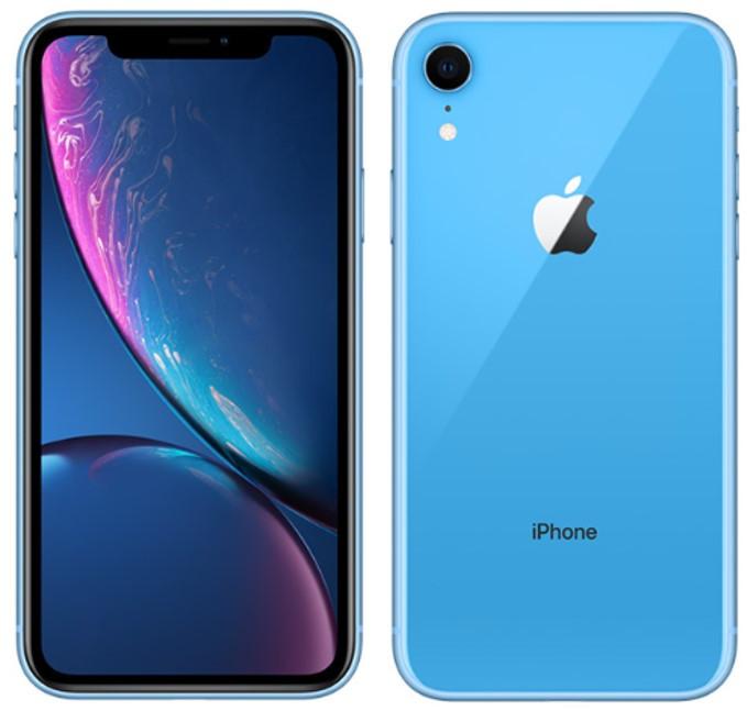 Apple iPhone XR 64GB Blue (eSIM)