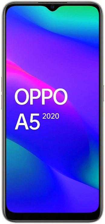 Oppo A5 2020 Dual Sim 64GB Purple (4GB RAM)