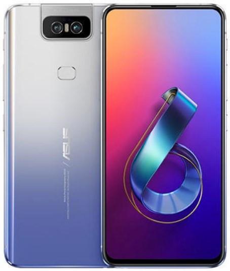 Asus Zenfone 6 Dual Sim ZS630KL 256GB Twilight Silver (8GB RAM)