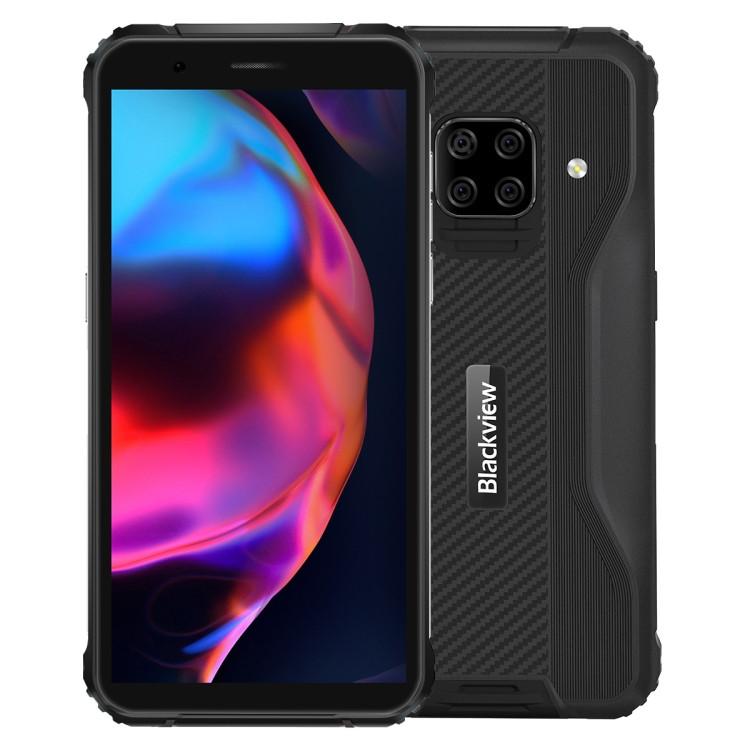 Blackview BV5100 Rugged Phone Dual Sim 128GB Black (4GB RAM)