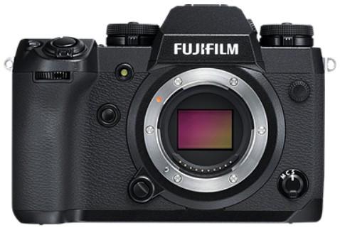 Fujifilm X-H1 (with VPB-XH1 Grip)