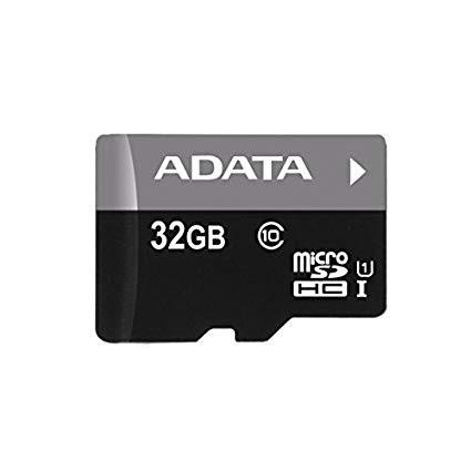 A Data 32GB microSDHC / T-Flash (Class 10)