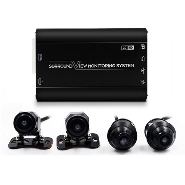 Car DVR - DV360-3DB 360 Seamless Surround View  (3D+1080P)