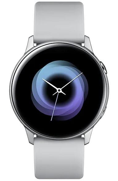 Samsung Galaxy Watch Active R500 Silver