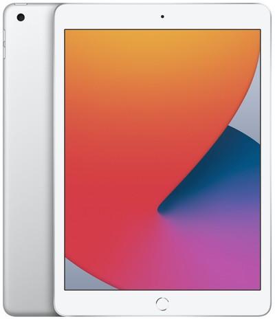 """Apple iPad 10.2"""" (2020) Wifi 32GB Silver (3GB RAM)"""