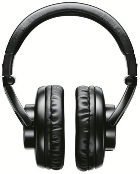 SHURE SRH440 Headphones Black