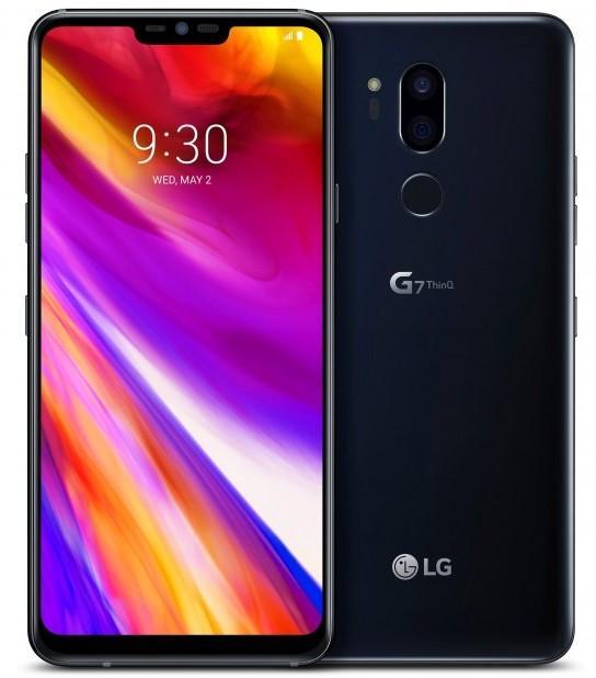 LG G7 ThinQ G710EMW Dual Sim 64GB Black