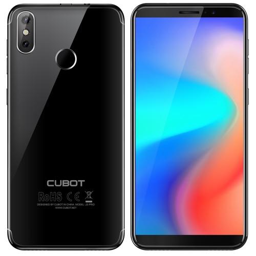 Cubot J3 Pro Dual Sim 16GB Black (1GB RAM)