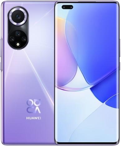 Huawei Nova 9 Pro Dual Sim RTE-AL00 256GB Purple (8GB RAM) - China Version