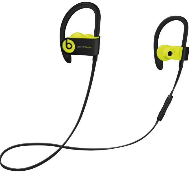 Beats Powerbeats 3 Wireless Headphone Yellow