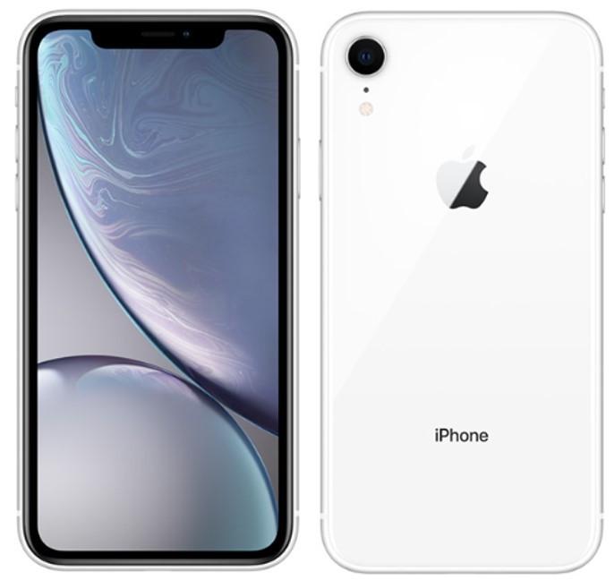 Apple iPhone XR 256GB White (eSIM)