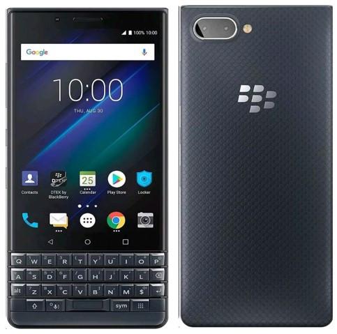 Blackberry Key2 LE BBE100-4 Dual Sim 64GB Slate Blue (4GB RAM)