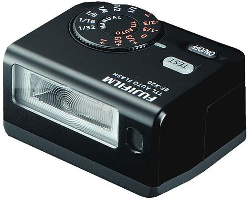 Fuji EF-X20 TTL Flash