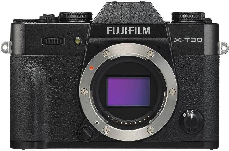 Fujifilm X-T30 Black (Kit Box) (Body Only)