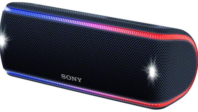 Sony SRS-XB31 Extra Bass Portable BT Speaker Black