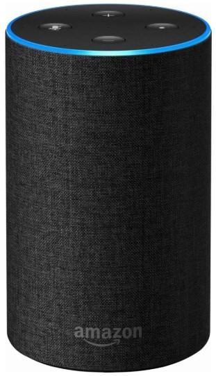 Amazon Echo 2nd Speaker Charcoal