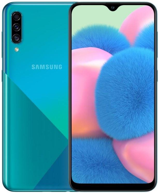Samsung Galaxy A30s Dual A307G 64GB Green (4GB RAM)