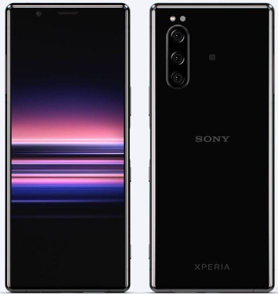 Sony Xperia 5 J9210 Dual Sim 128GB Black (6GB RAM)