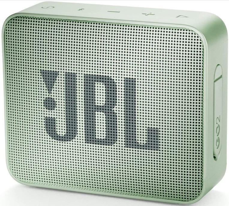 JBL GO 2 Portable Wireless Speaker (Mint)