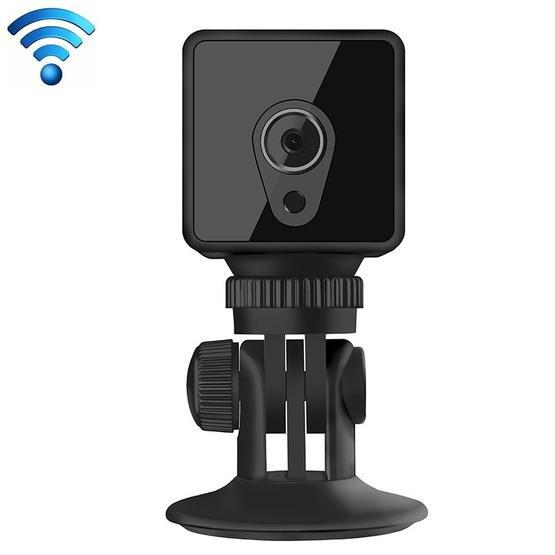 CAMSOY S1 HD 1280 x 720P 140 Degree Wide Angle Wireless WiFi Intelligent Surveillance Camera