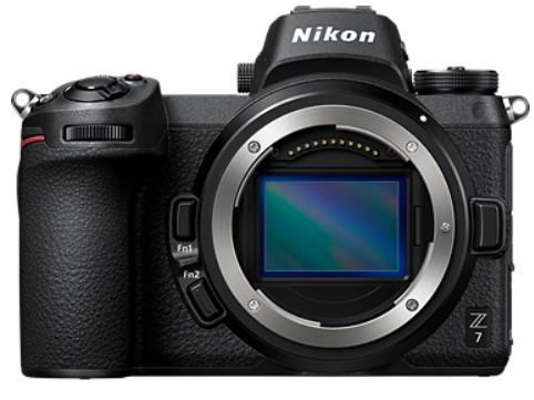 Nikon Z7 Kit (Z 24-70) Black with FTZ adapter