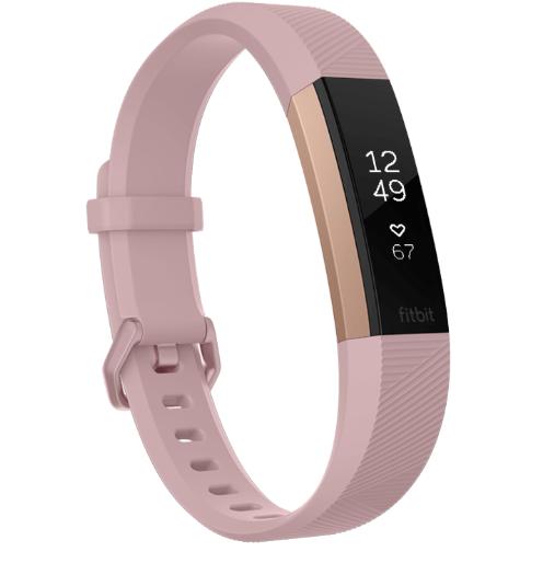 Fitbit Alta HR Pink Rose Gold (Large)