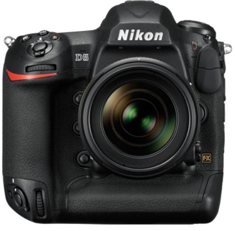 Nikon D5 (XQD type)