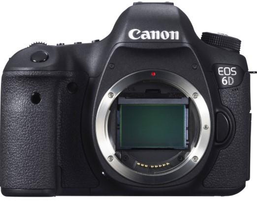 Canon EOS 6D Body (UK)