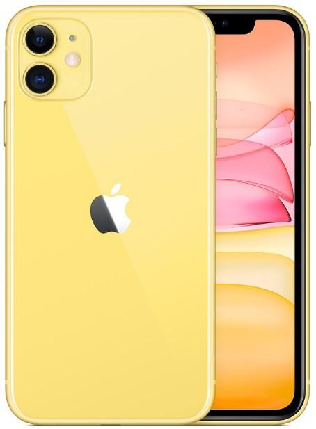Apple iPhone 11 128GB Yellow (eSIM)