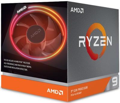 AMD Ryzen 9 3900X 12-Core Processor