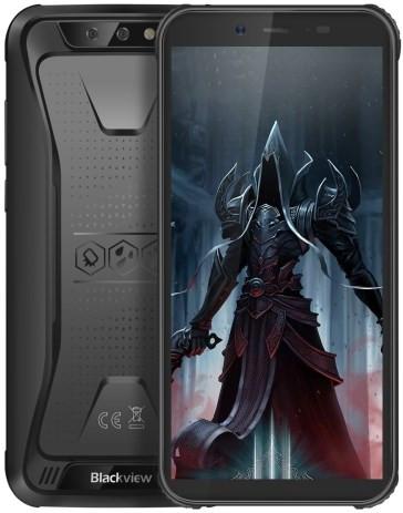 Blackview BV5500 Pro Rugged Phone Dual Sim 16GB Black (3GB RAM)