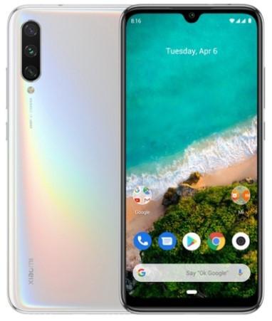 Xiaomi Mi A3 Dual Sim 64GB White (4GB RAM)