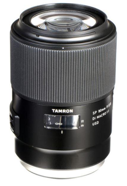 Tamron SP AF 90mm F2.8 Di Macro 1:1 Lens (Sony)