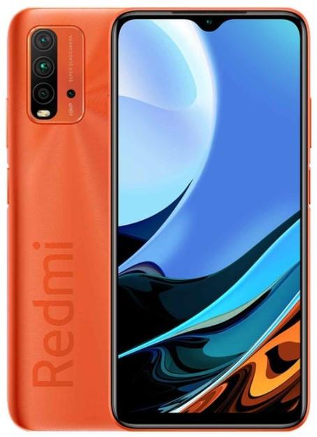 Xiaomi Redmi 9T Dual Sim 128GB Orange (6GB RAM)
