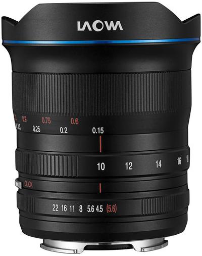 LAOWA 10-18mm F/4.5-5.6 FE Zoom (Sony FE)