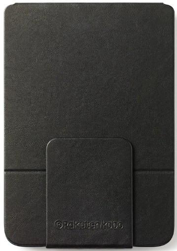 Kobo Clara HD - SleepCover Case w/ Stand (Black)