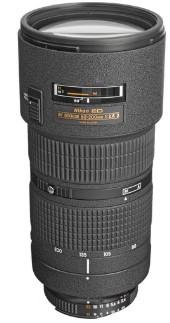 Nikon AF Zoom-Nikkor 80-200mm F2.8D ED (HK)