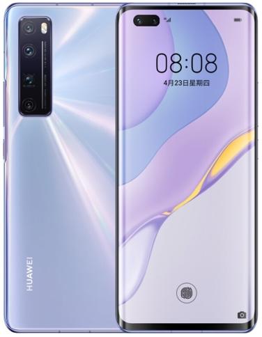Huawei Nova 7 Pro 5G JEF-AN10 Dual Sim 256GB Silver (8GB RAM)