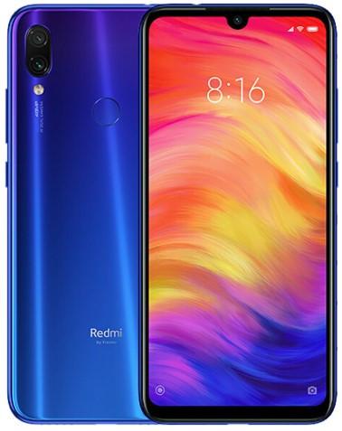 Xiaomi Redmi Note 7 Dual Sim 64GB Dream Blue (4GB RAM)