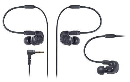 Audio-Technica ATH-IM50 Headphones Black