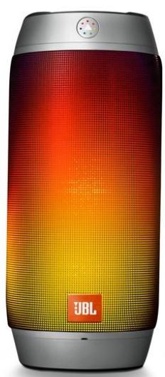 JBL Pulse2 Bluetooth Speaker (Silver)