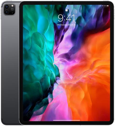 Apple iPad Pro 12.9 2020 Wifi 256GB Space Grey