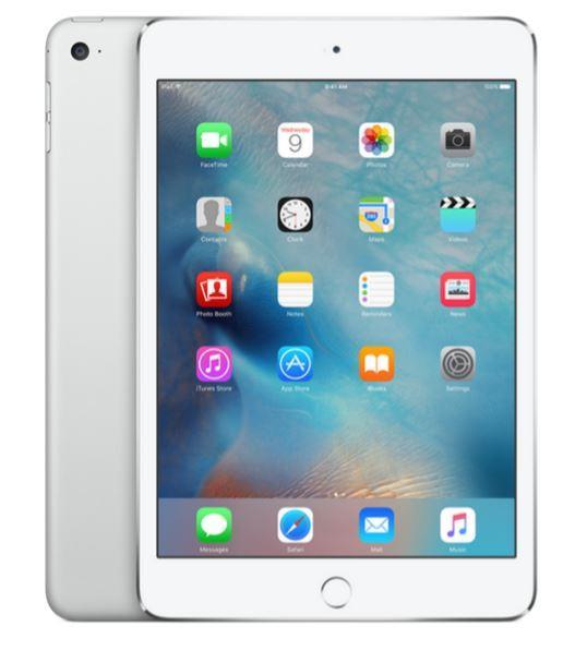 Apple iPad Mini 4 4G 128GB Silver