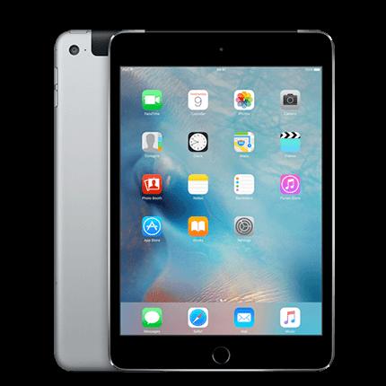 Apple iPad Mini 4 4G 16GB Space Grey