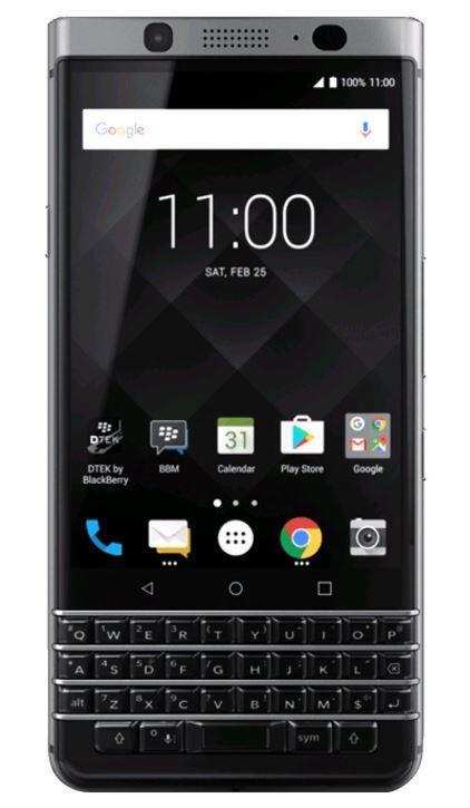 Blackberry KeyOne BBB100-1 32GB Silver